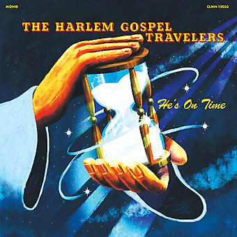 He's On Time [CD] USA import