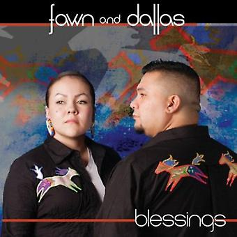 Fawn Wood - Blessings [CD] Usa import