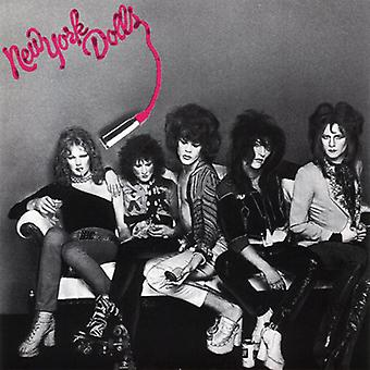 New York Dolls - New York Dolls (LP) [Vinyl] USA import