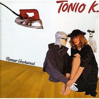 Tonio K. - Romeo Unchained [CD] USA import