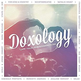 Doxology - Doxology [CD] USA import