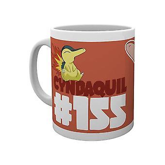Pokémon, Mug - Cyndaquil