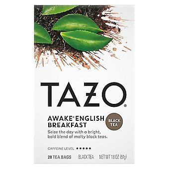Tazo Tea svegli colazione inglese tè