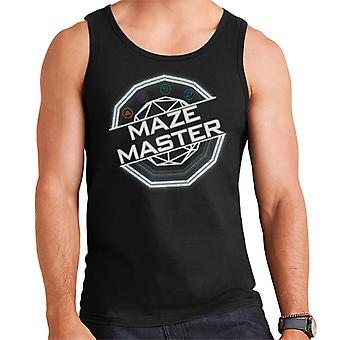 The Crystal Maze KO Maze Master Men's Vest