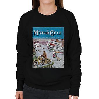 BSA The Motor Cycle Women's Sweatshirt