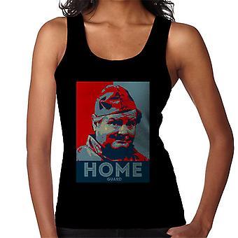 TV Times Benny Hill Home Guard Women's Vest