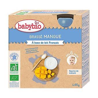Organic Mango Brewed Water Bottle 85 g