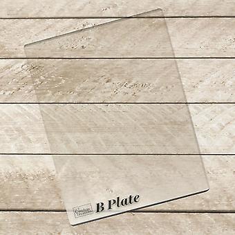 Créations Couture GoPower & Plaque B en relief A4