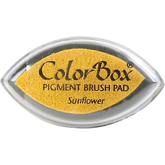 Clearsnap ColorBox Pigment Ink Cat's Eye Sunflower