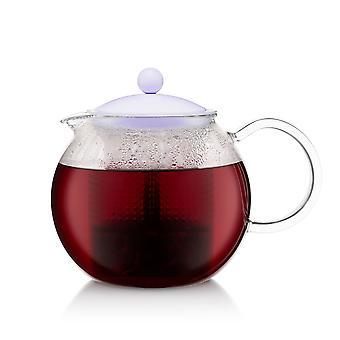 Bodum Tea Press 1L Pastelli Purple