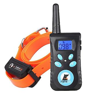 Dog Training Collar With Remote 1500ft Range Dog Training Shock Collar Receiver