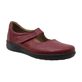 David Tate Women's Shoes Rosa Closed Toe Mary Jane Flats