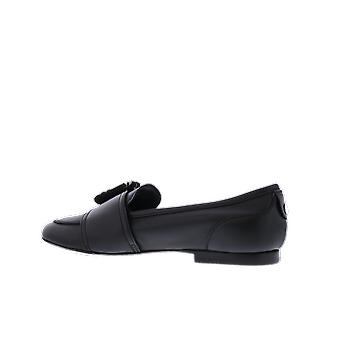 AGL Buckle Smooth Nappa Black D7440370000 shoe