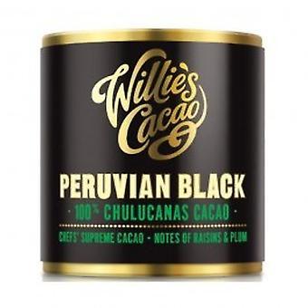 Willies - Peruvian Black 100% Chulucanas Raisin & Plum Notes
