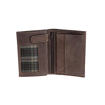 3417 DuDu Men's Leather Wallets