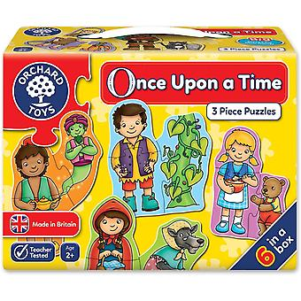 Orchard Kids Toy Once Upon a Time Jigsaw Puzzle