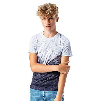 Hype Kids Speckle Fade T-Shirt White 39