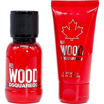 Dsquared2 D2 Red Wood 30ml Gift Set