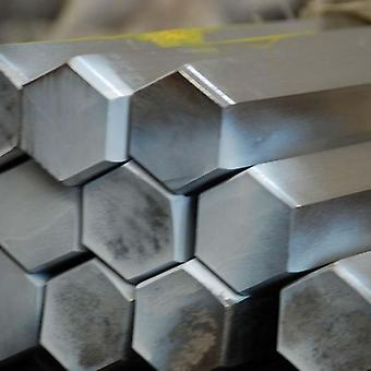 S7 7mm Hexagonal Authenctic, 304 Stainless Steel Bar- Hexagon Rod