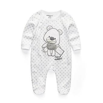Baby Sleeper Cute Pyjama's, Cartoon Print