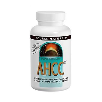 Quelle Naturals AHCC mit BioPerine, mit Bioperine 30 Kapseln