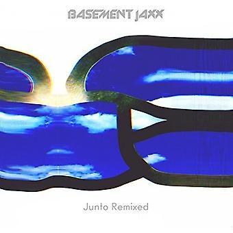 Basement Jaxx - Junto Remixed [CD] USA import