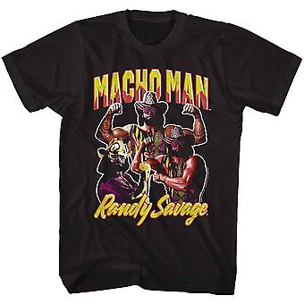 Macho Man Macho Men T-shirt
