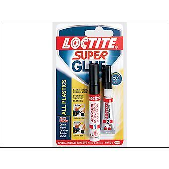 Loctite Super Plastix Adhesive