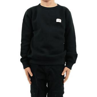 C.P.Company Sweatshirts - Crew Neck Black 09CKSS020003878W999 Top Black C.P.Company accessories