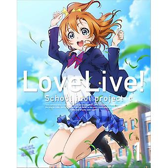 Love Live! 2: a säsong 1 [Blu-ray] USA import