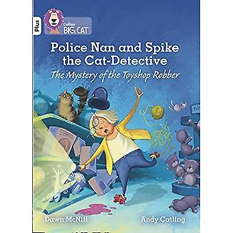 Police Nan and Spike the Cat Detective