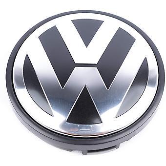 VW Wheel Center Cap Hub Badge 65mm 1 PCS For Golf, Passat, Polo