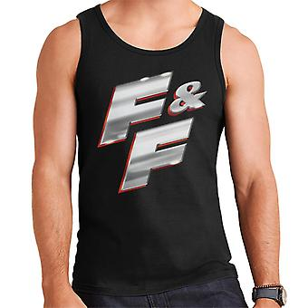 Fast and Furious FF Chrome Logo Men's Vest