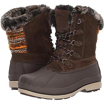 Propet Women's Lumi Tall Lace Snow Boot
