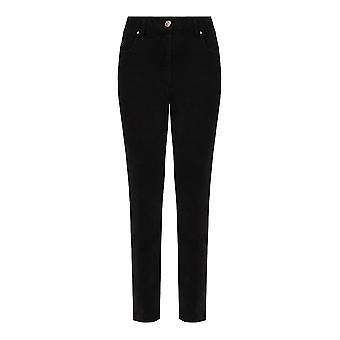 Calças jeans da Marinha VIZ-A-VIZ
