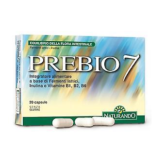 Prebio 7 20 capsules