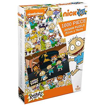 Rugrats Lounge Room 1000 piece Jigsaw Puzzle