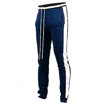 Men's Casual Fashion Fitness Sportswear Tracksuit Bottoms Skinny Sweatpants