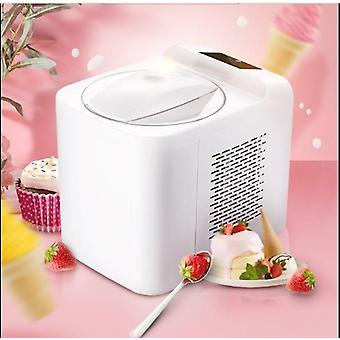 1l Household Full Automatic Soft Hard Ice Cream Maker Machine  (220v)