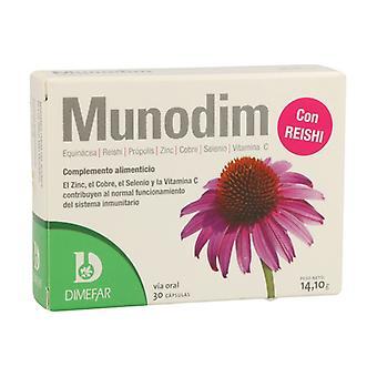 Munodim 30 capsules of 470mg