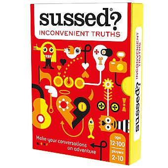Sussed inconvenient truths - the daring who knows who best card game - find your vices and virtues