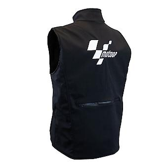 MotoGP Softshell Gilet Black Adult
