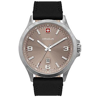 Mens Watch Hanowa 16-4089.04.009, Quartz, 43mm, 5ATM