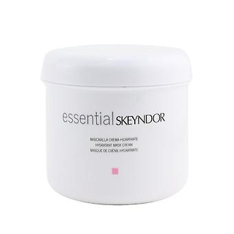 Essential Hydratant Mask Cream (for Dry & Normal Skins) (salon Size) - 500ml/16.9oz