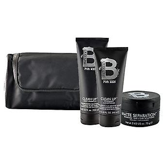 Bed Head Men Player Pack Shampoo + Conditioner + Shaping Wax