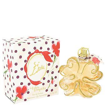SI Lolita Eau De Parfum Spray av Lolita Lempicka 2,7 oz Eau De Parfum Spray