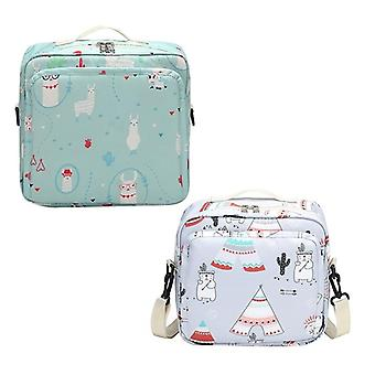 Large Capacity Baby Stroller Bag, Storage Organizer, Mom Travel, Hanging,