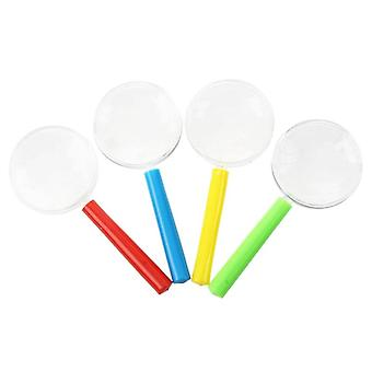 Plastic Mini Magnifying Glass