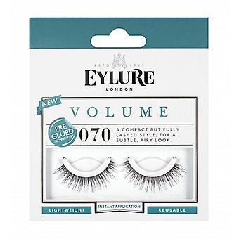 Eylure False Eyelashes Volume 070 Pre-Glued