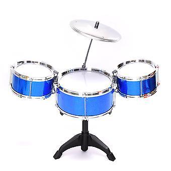 Drum Music Set, Jazz Drum; Rosa; Einfache Montage; Kinder; Anfänger
